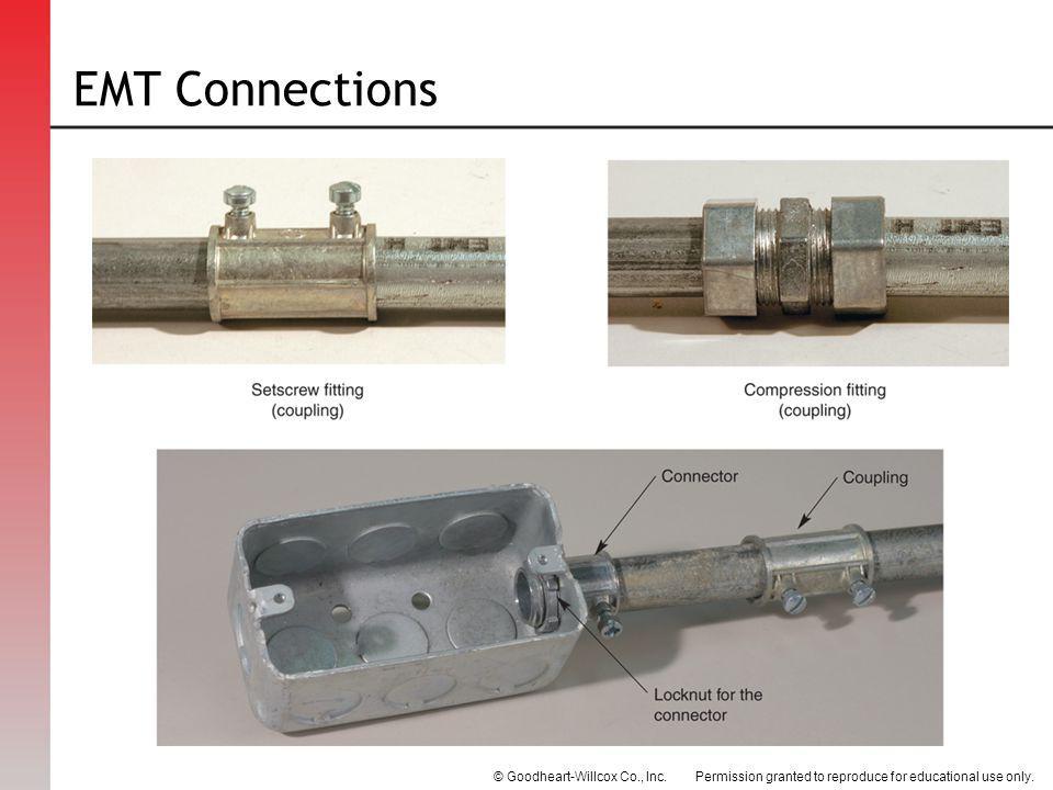 EMT Connections