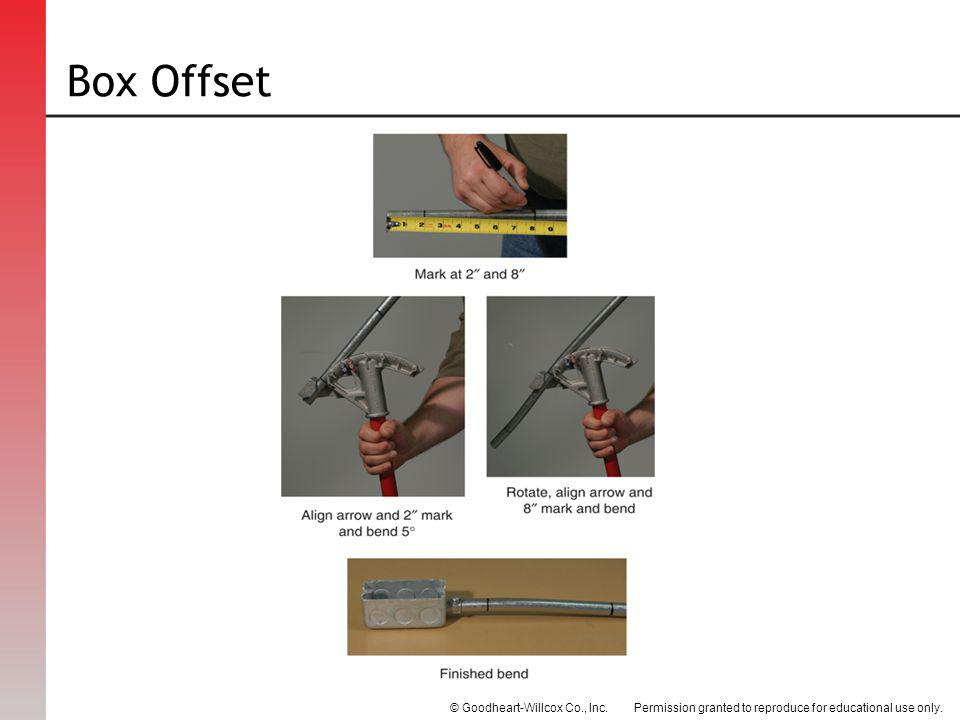 Box Offset