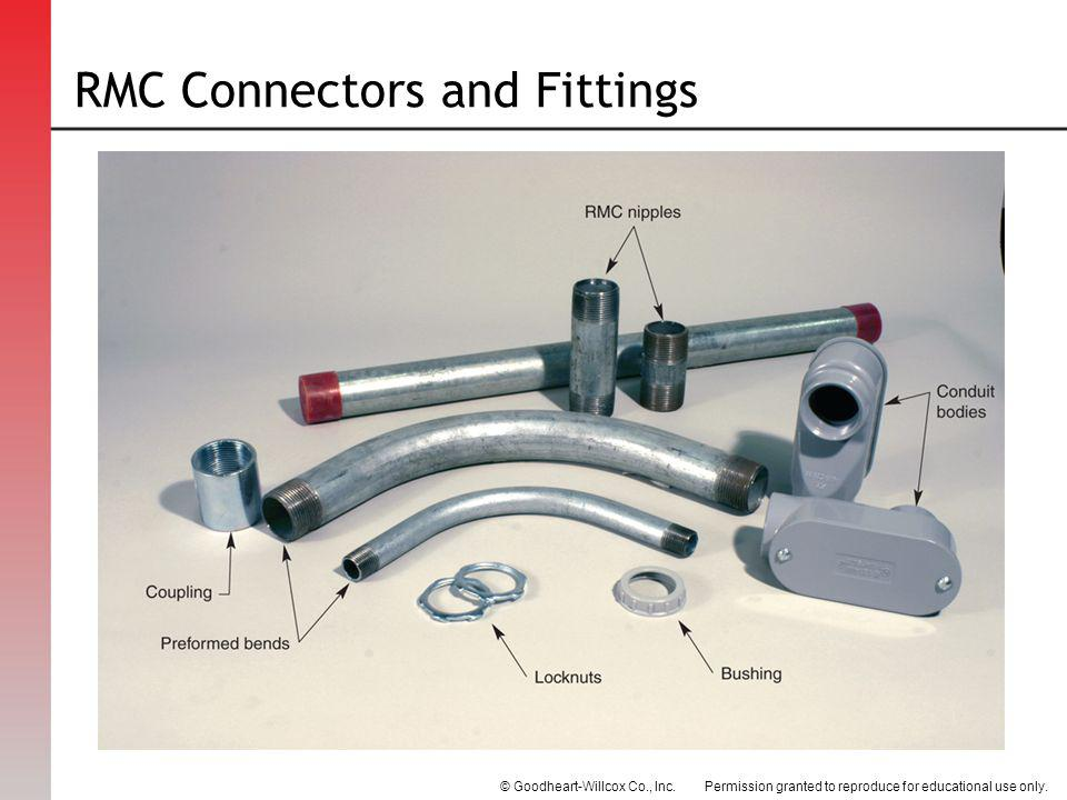 RMC Connectors and Fittings