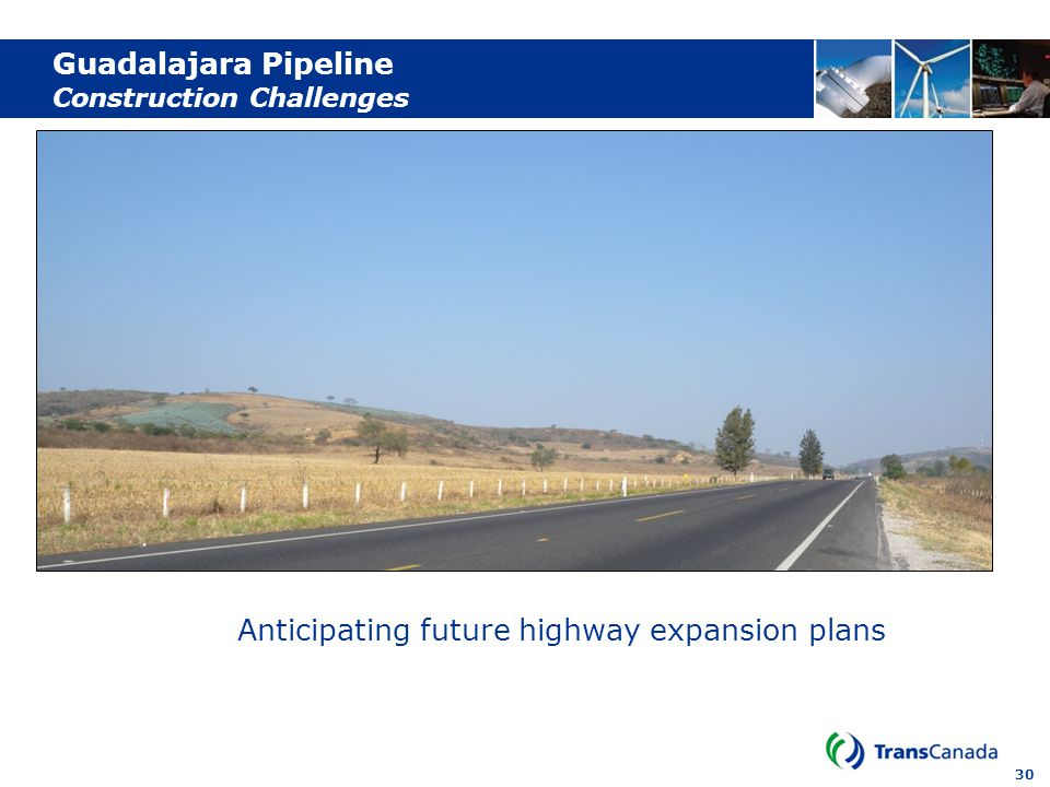 Guadalajara Pipeline Construction Challenges
