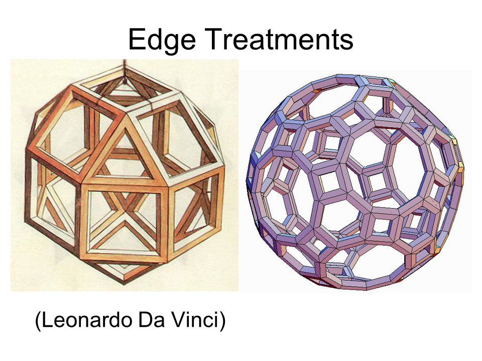 Florida 1999 Edge Treatments (Leonardo Da Vinci)