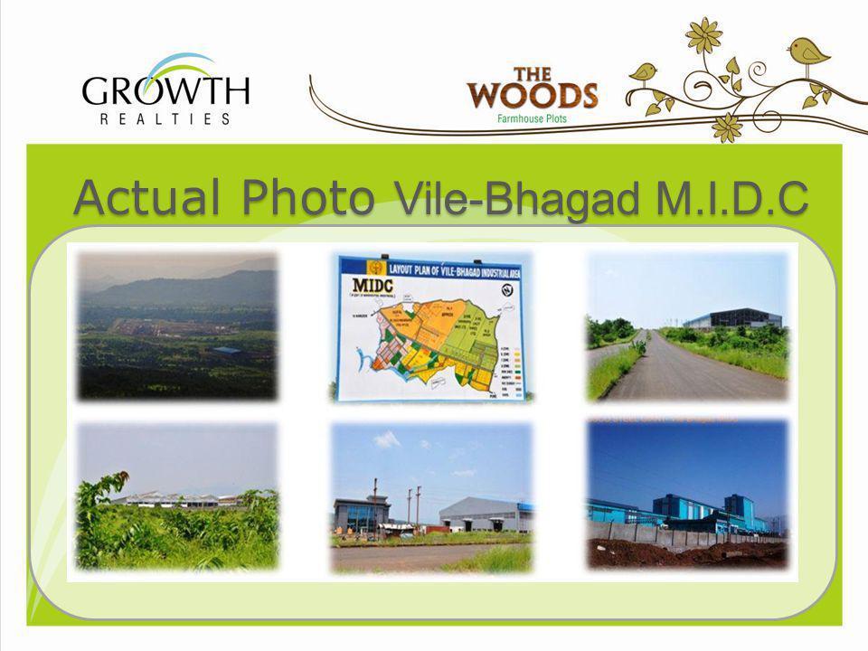 Actual Photo Vile-Bhagad M.I.D.C