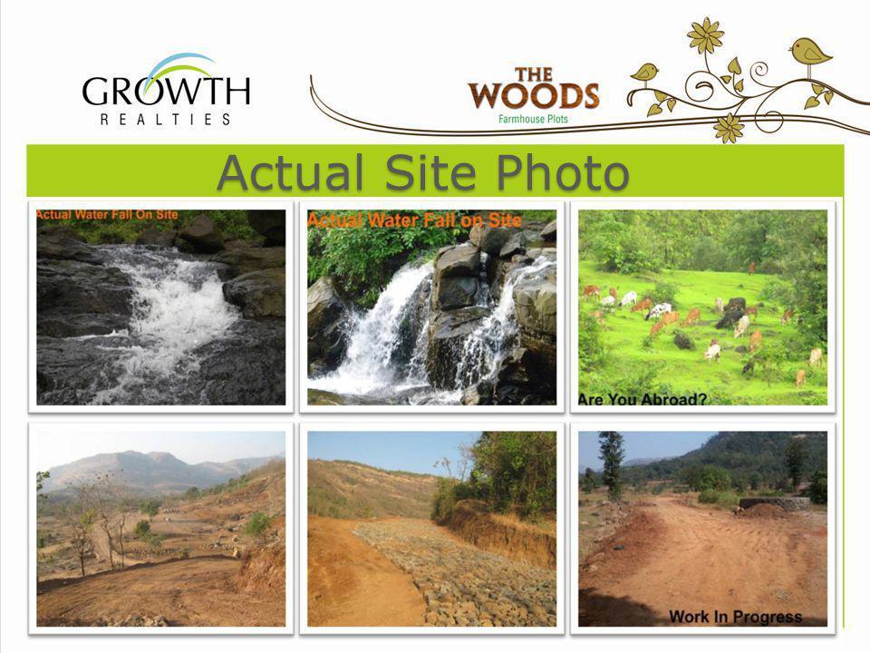 Actual Site Photo