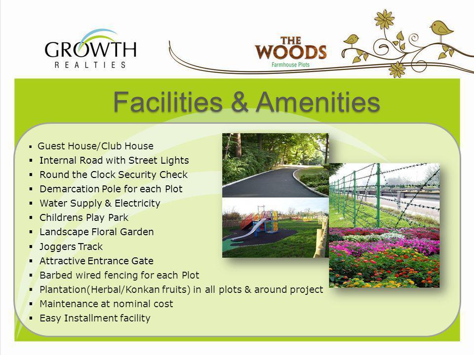 Facilities & Amenities