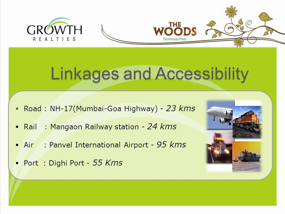 Linkages and Accessibility