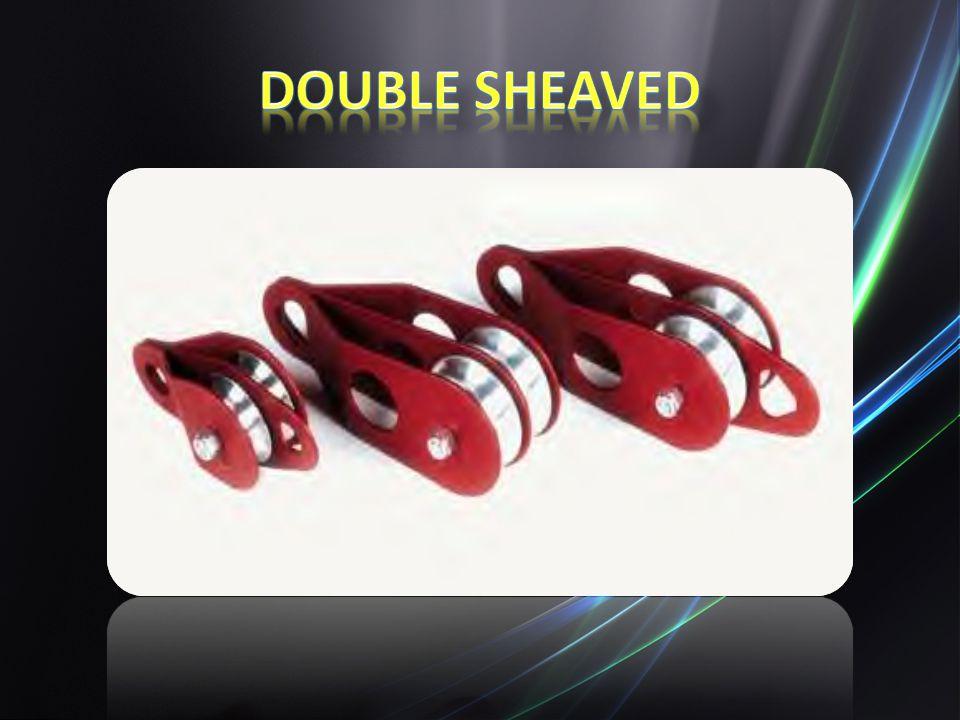 Double Sheaved
