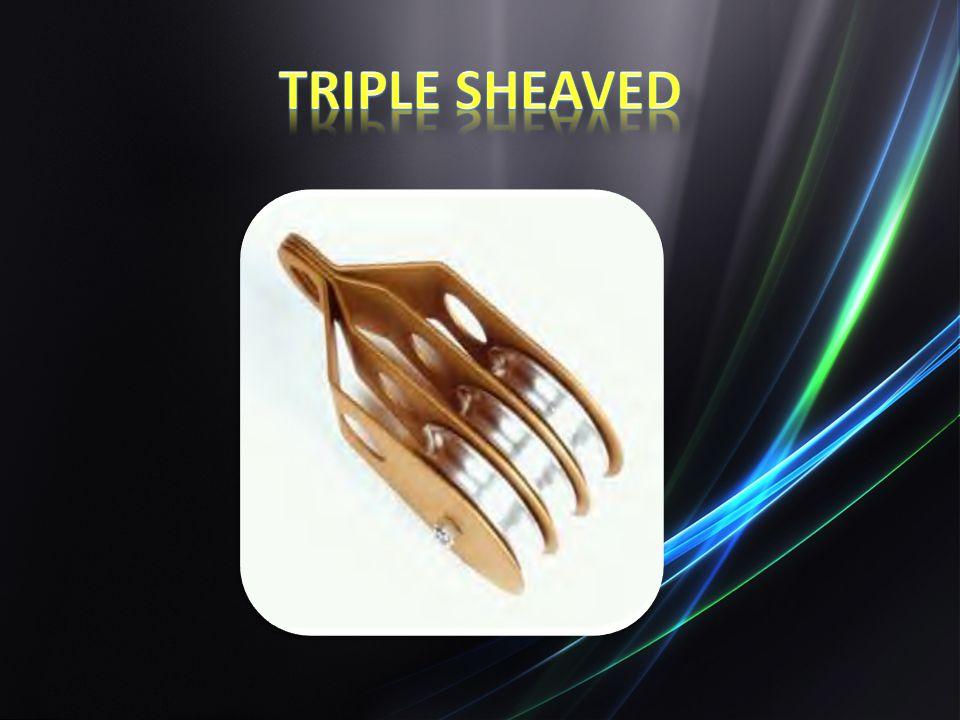 Triple Sheaved