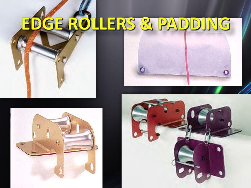 Edge Rollers & Padding