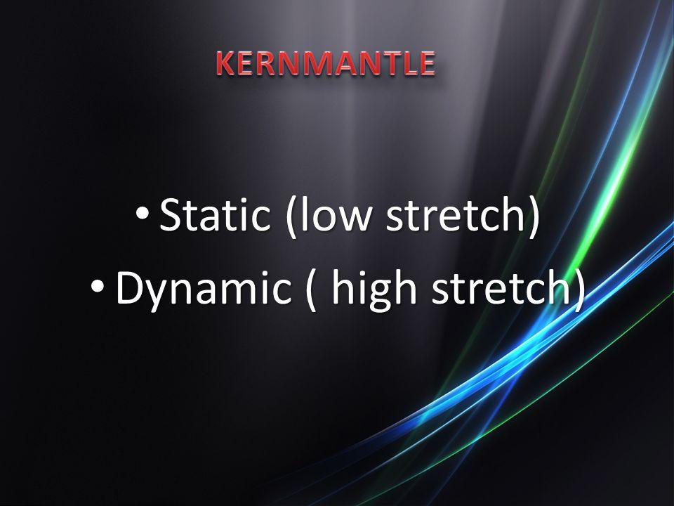 Dynamic ( high stretch)