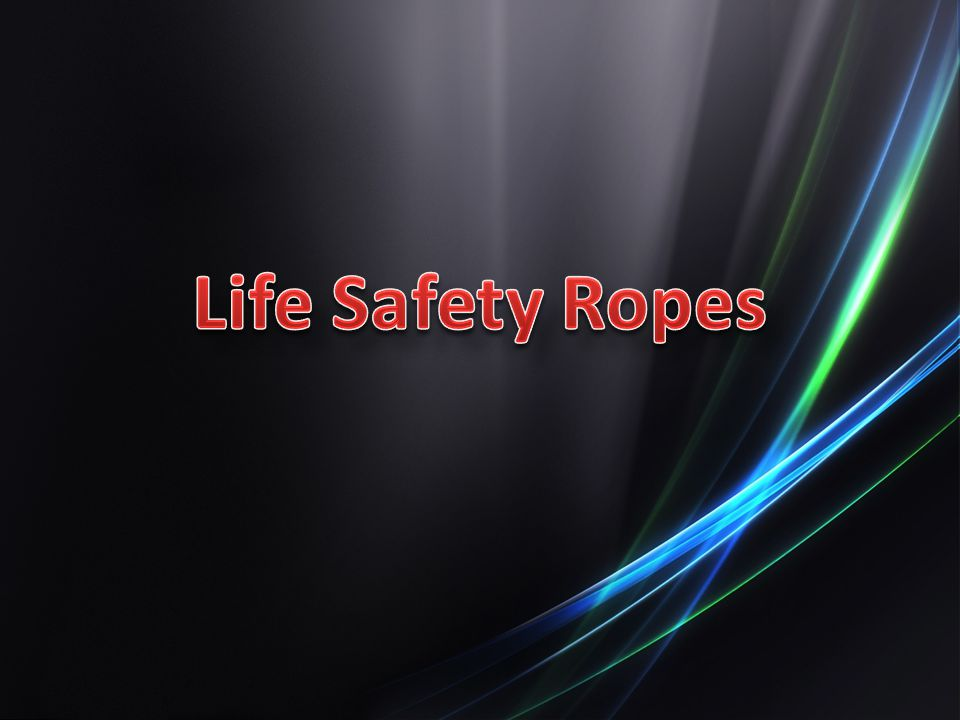 Life Safety Ropes