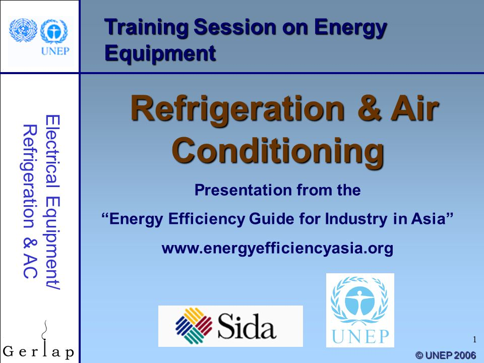Energy Efficiency Guide for Industry in Asia