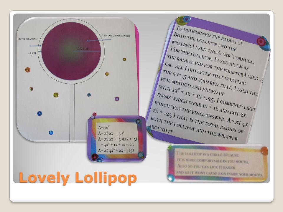 Lovely Lollipop