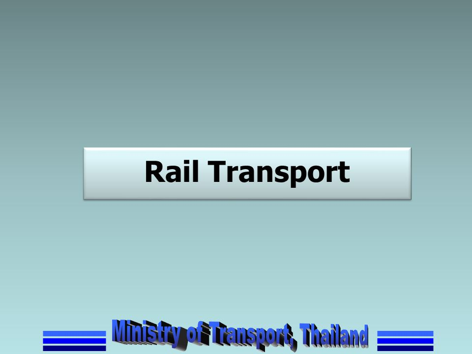 Rail Transport