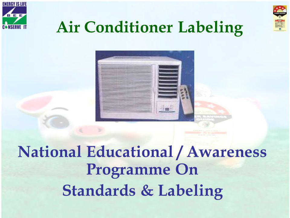 Air Conditioner Labeling