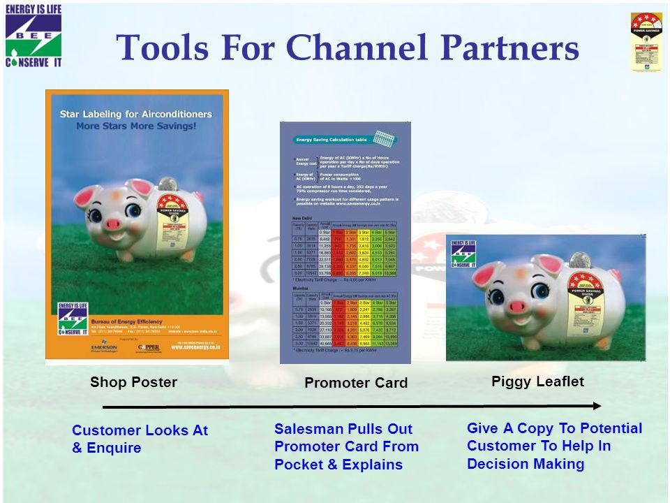 Tools For Channel Partners