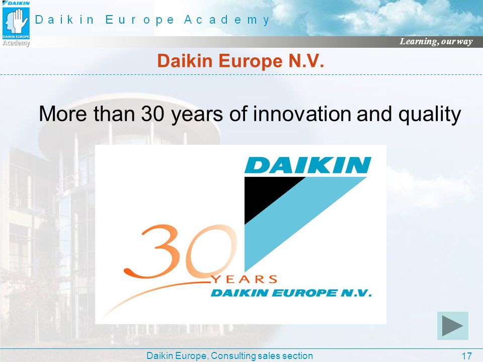 More than 30 years of innovation and quality