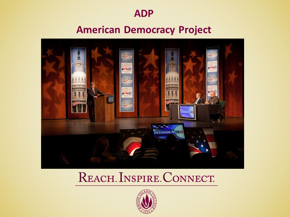 ADP American Democracy Project