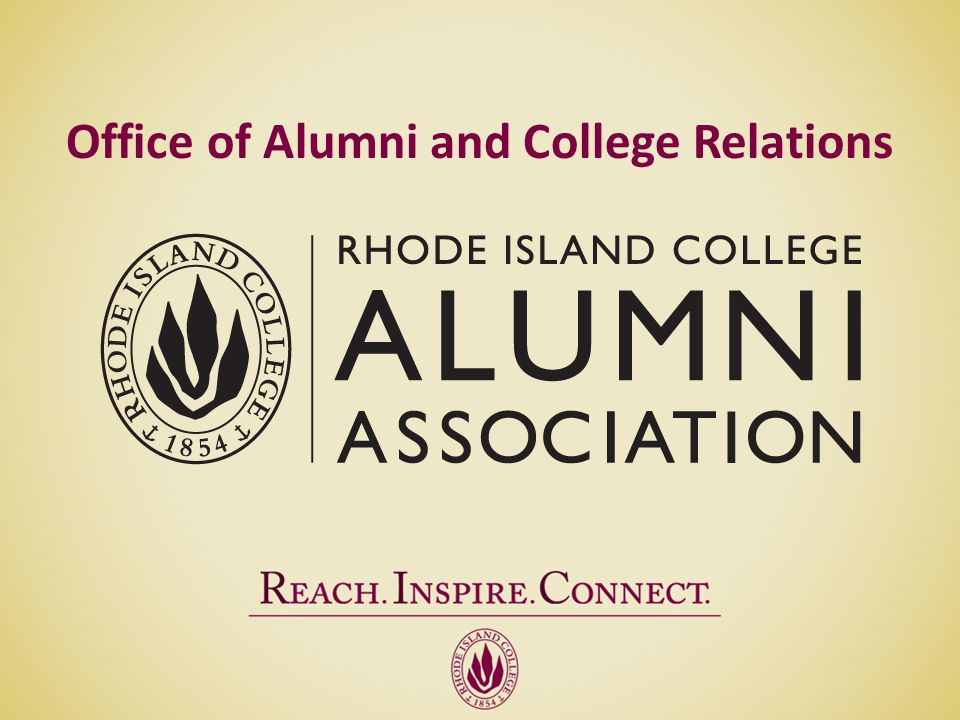 Office of Alumni and College Relations