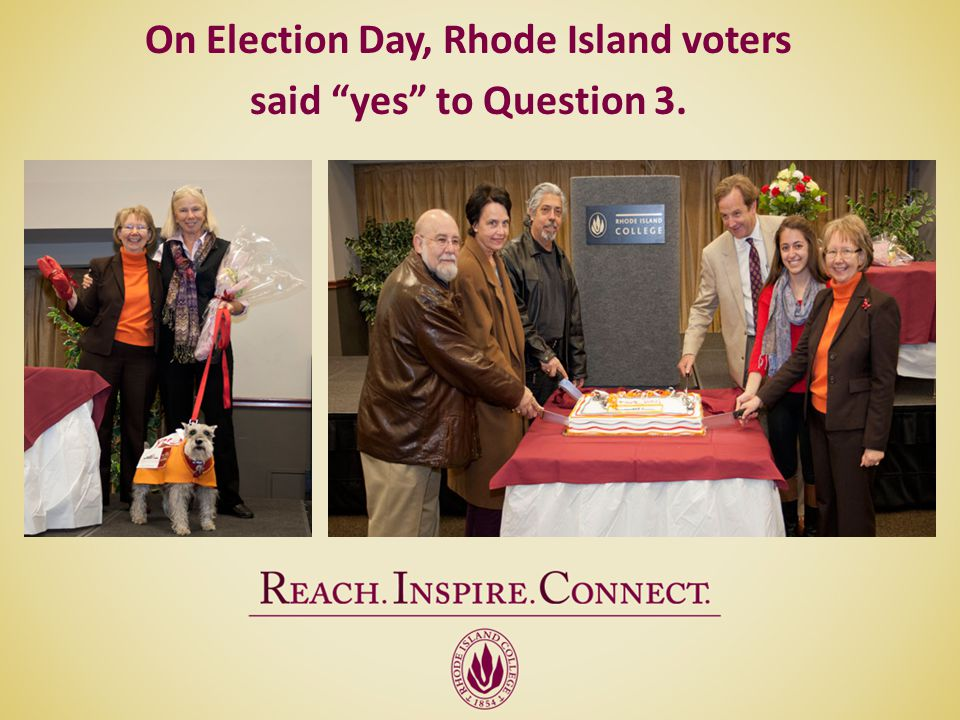 On Election Day, Rhode Island voters