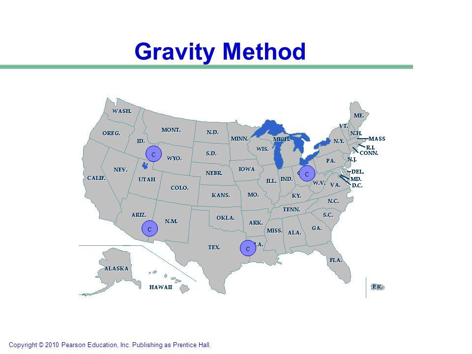 Gravity Method C. C. C.