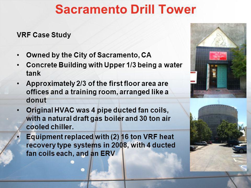 Sacramento Drill Tower
