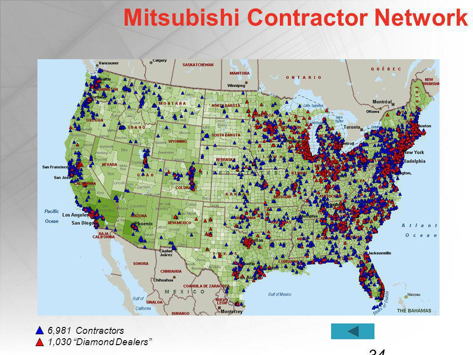Mitsubishi Contractor Network