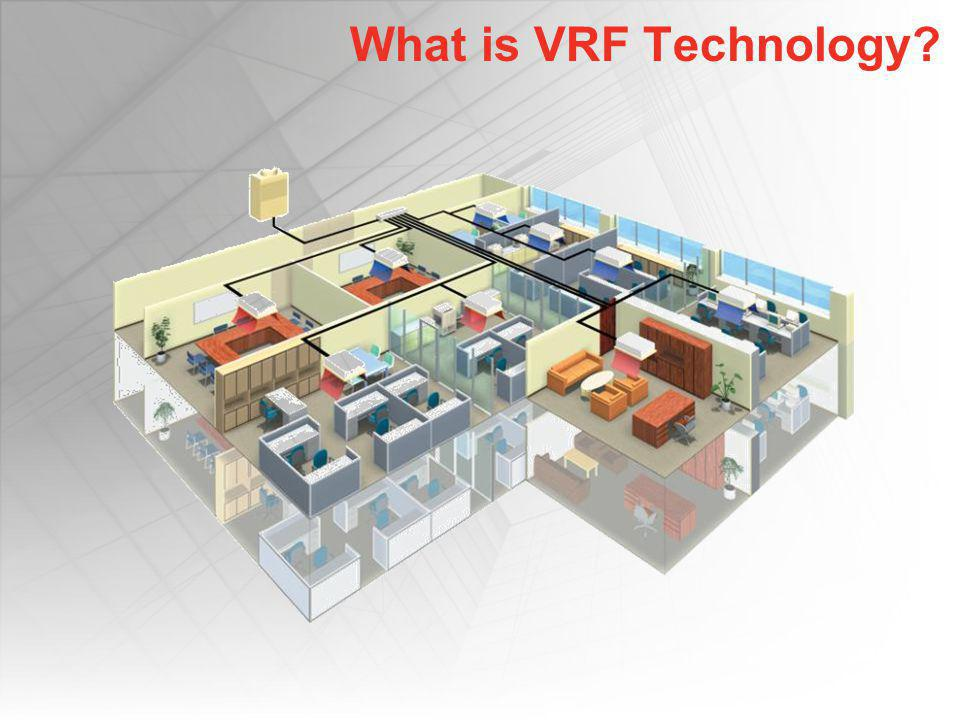 What is VRF Technology