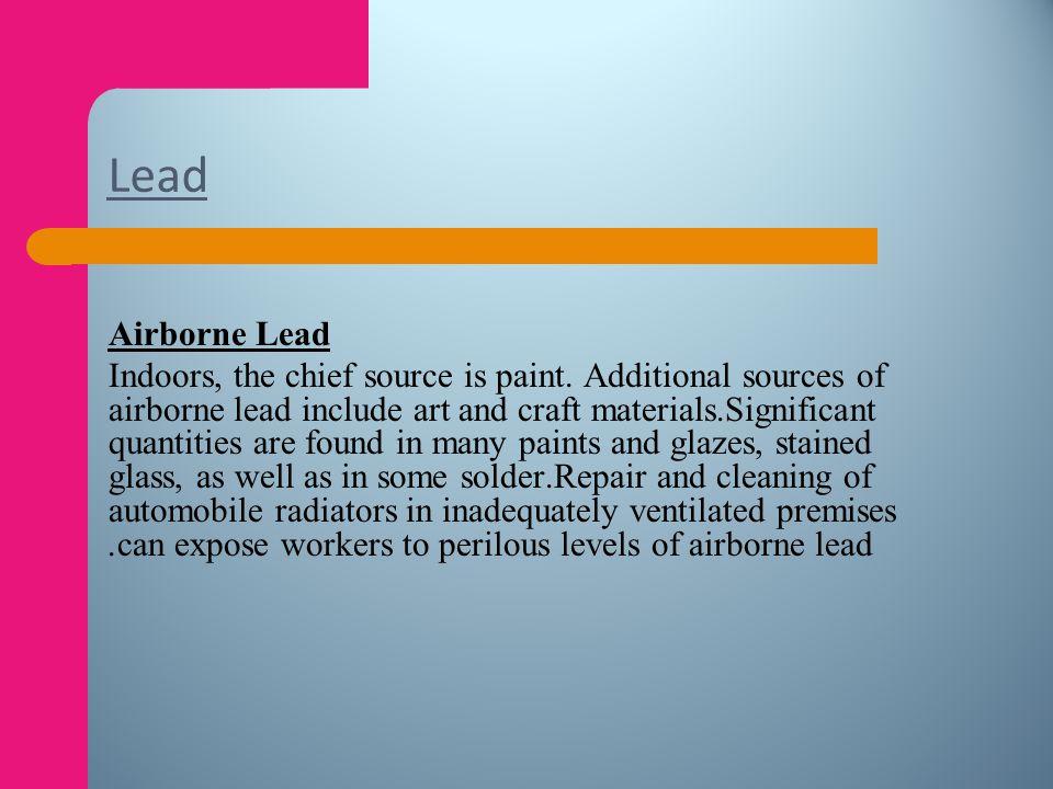 Lead Airborne Lead.