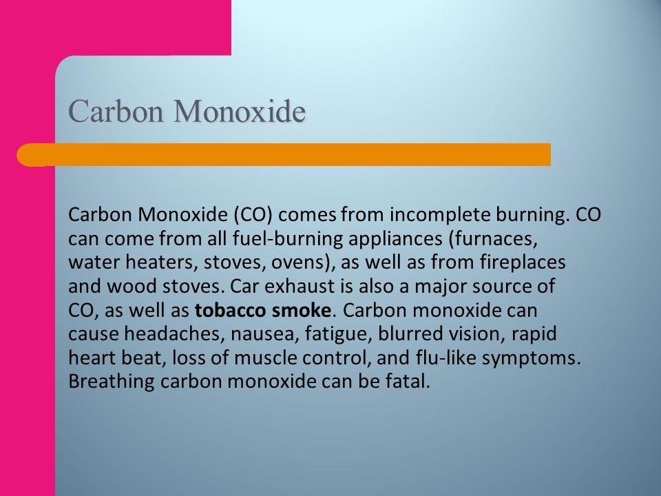Carbon Monoxide