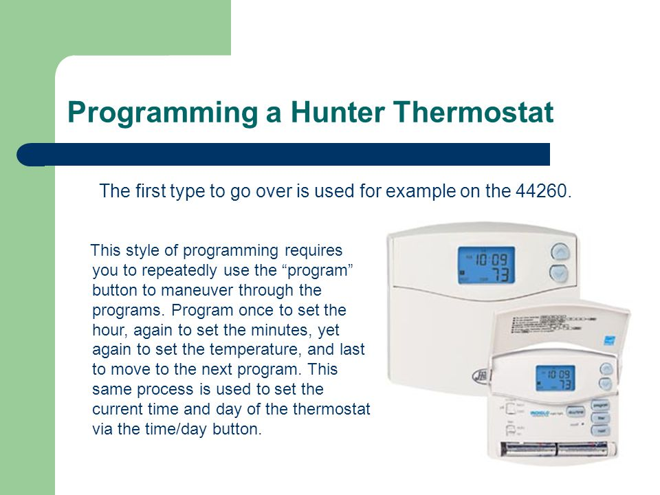 hunter thermostat 44260 wiring diagram   38 wiring diagram