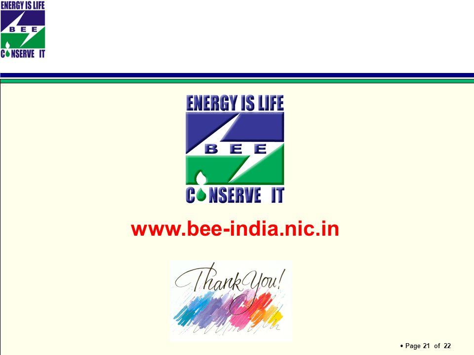 www.bee-india.nic.in