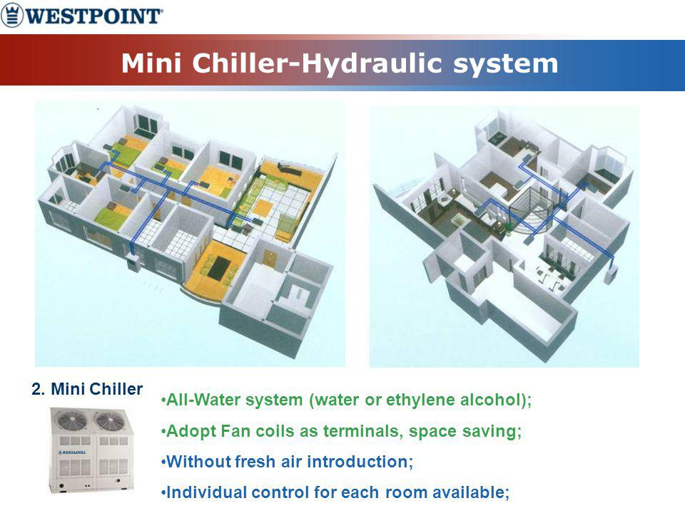 Mini Chiller-Hydraulic system