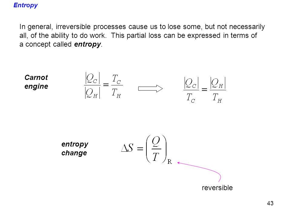 a concept called entropy.