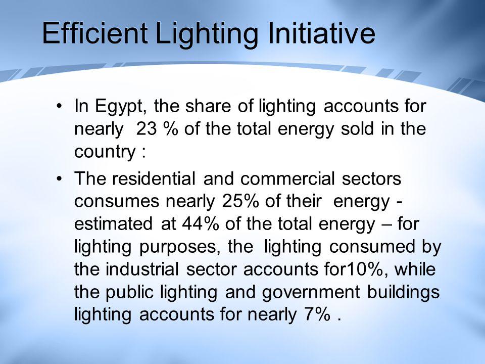 Efficient Lighting Initiative