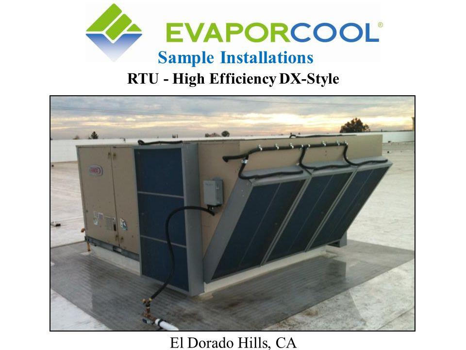 RTU - High Efficiency DX-Style
