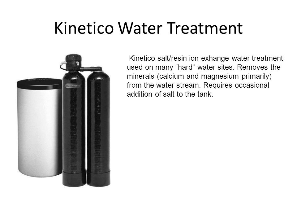 Kinetico Water Treatment