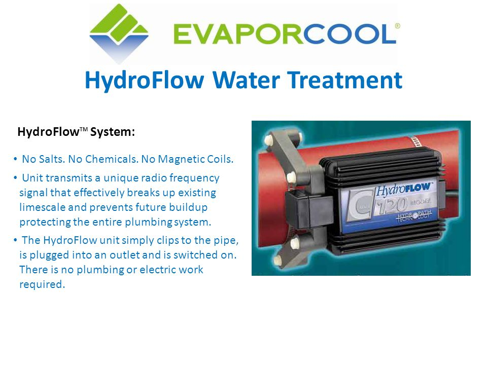 HydroFlow Water Treatment