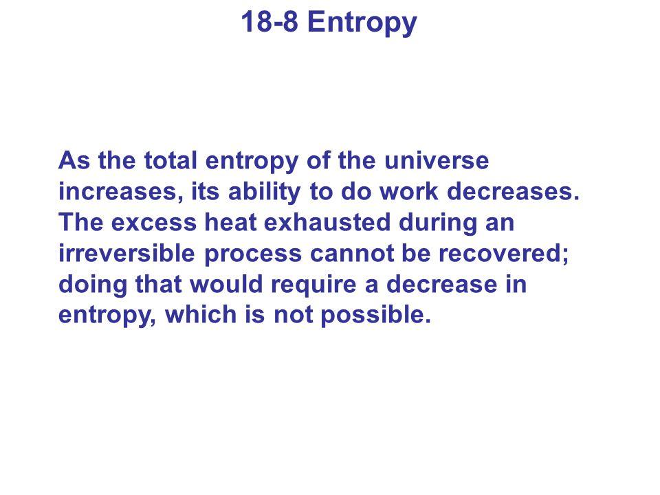 18-8 Entropy