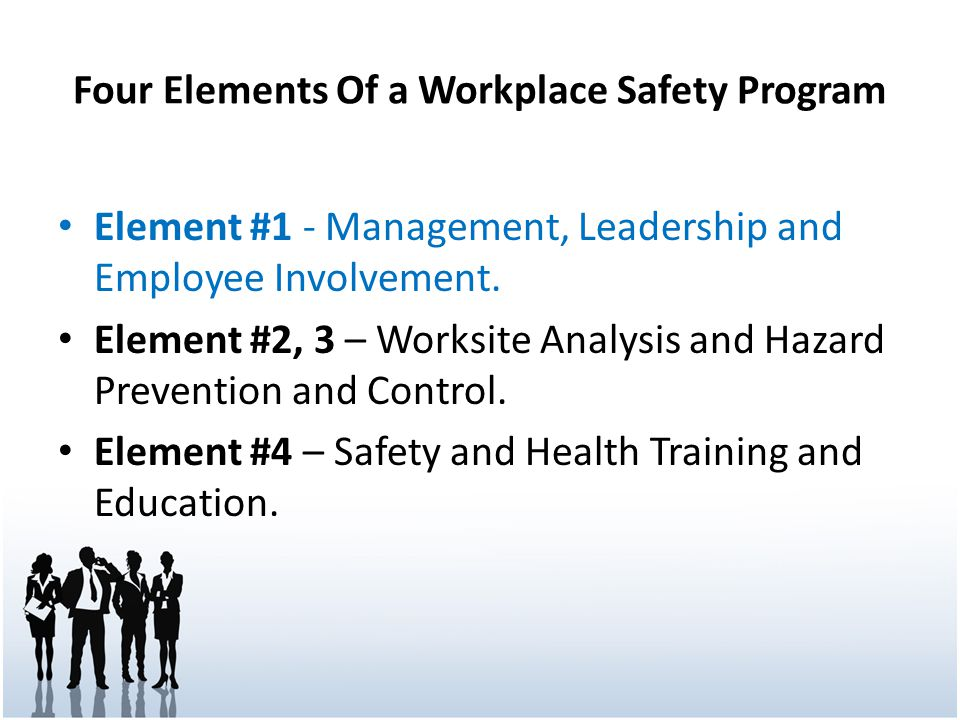 Creating A Safety Program For Your Small Business - Ppt Video