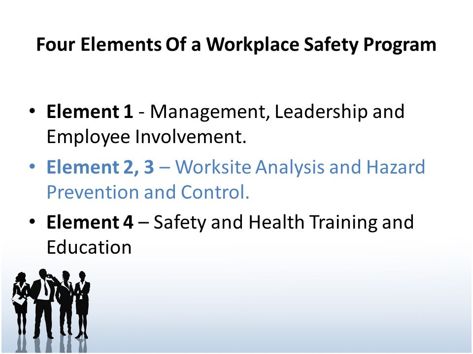 employee safety paper Employee orientation checklist areas to be covered : description: completed yes: no: company safety rules explain safety rules that are specific to your company.