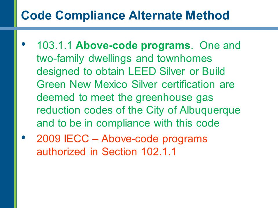 U s department of energy building energy codes program - Code reduction made in design ...