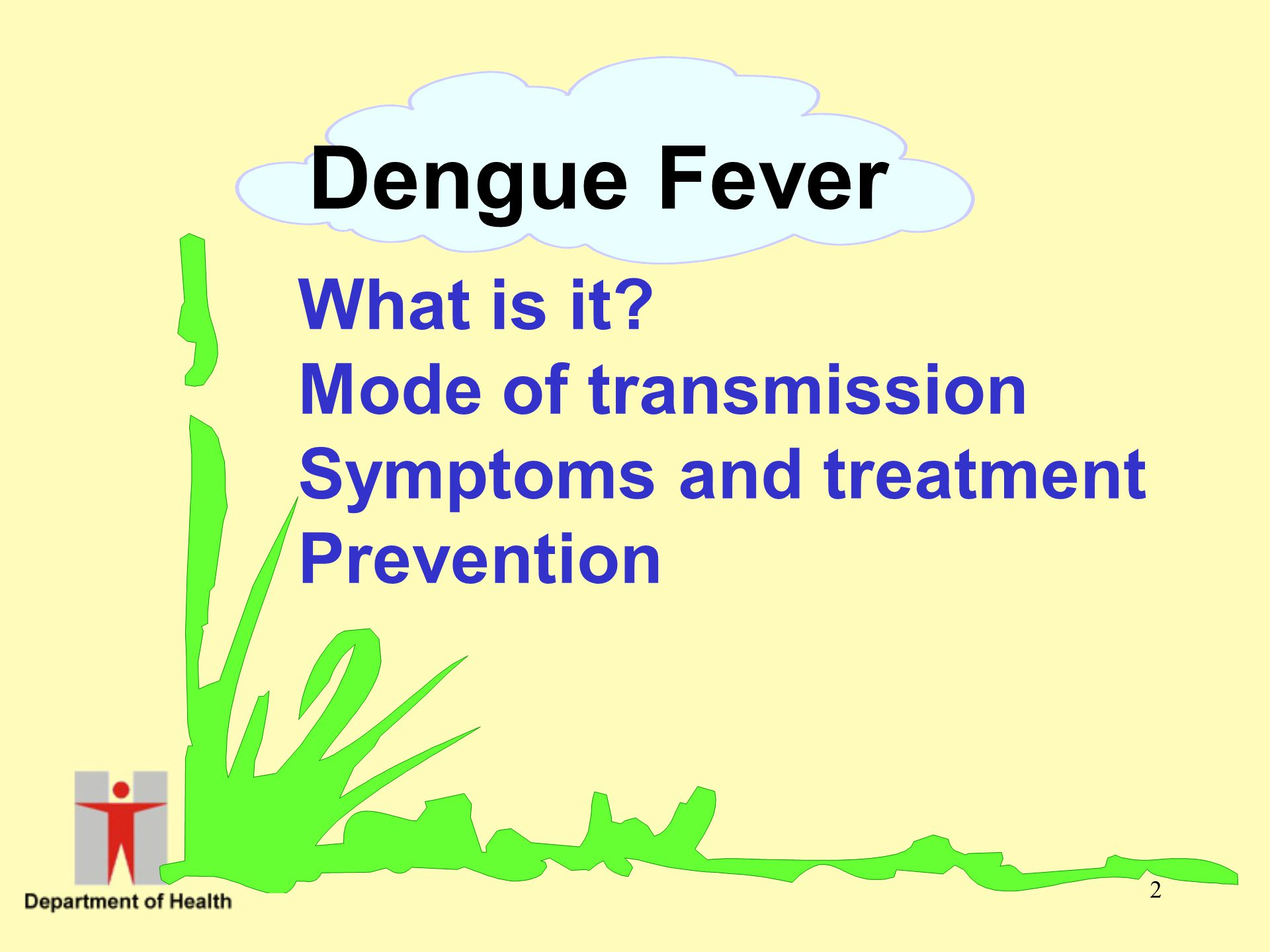 Dengue Fever What is it Mode of transmission Symptoms and treatment