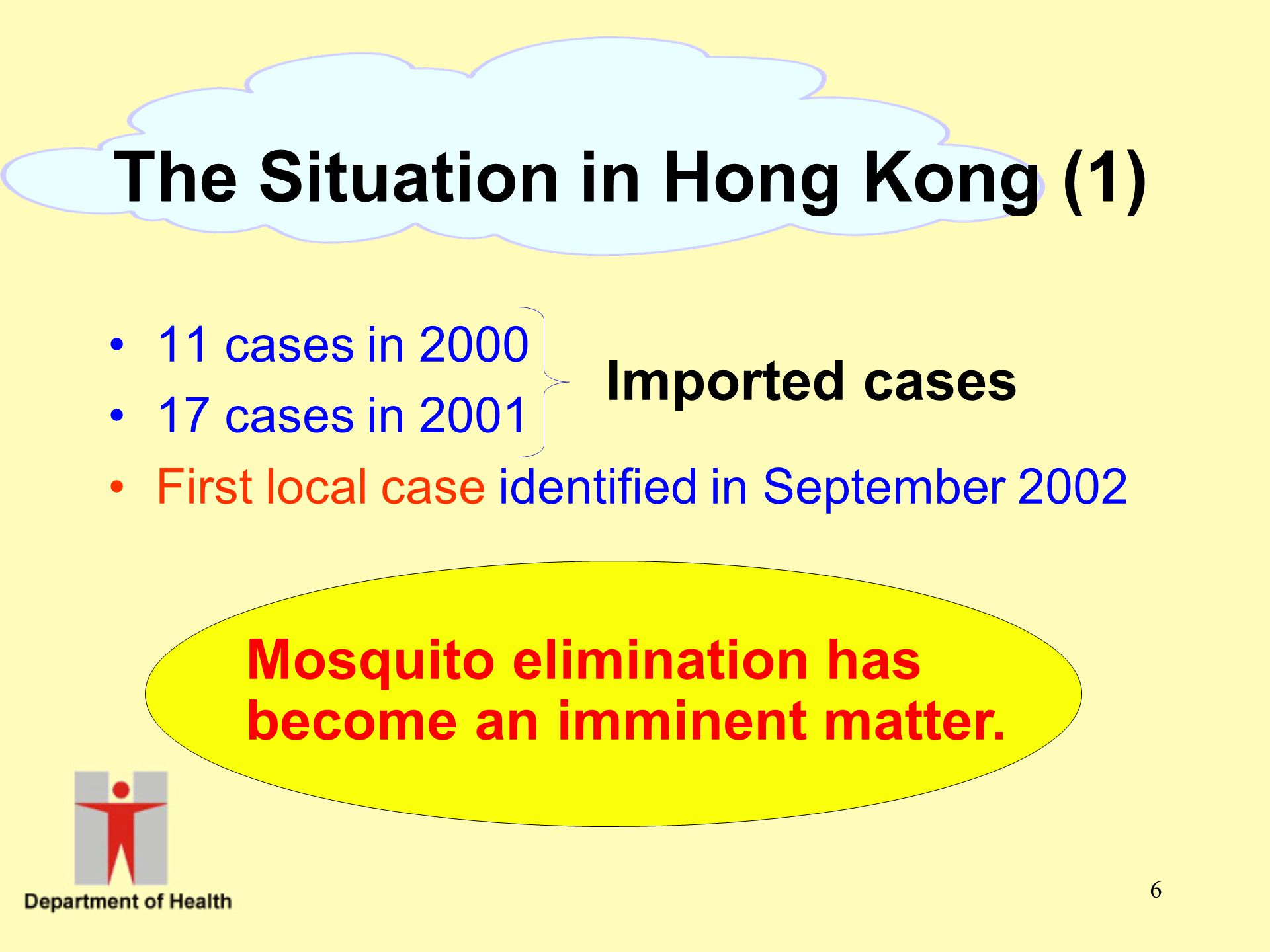 The Situation in Hong Kong (1)