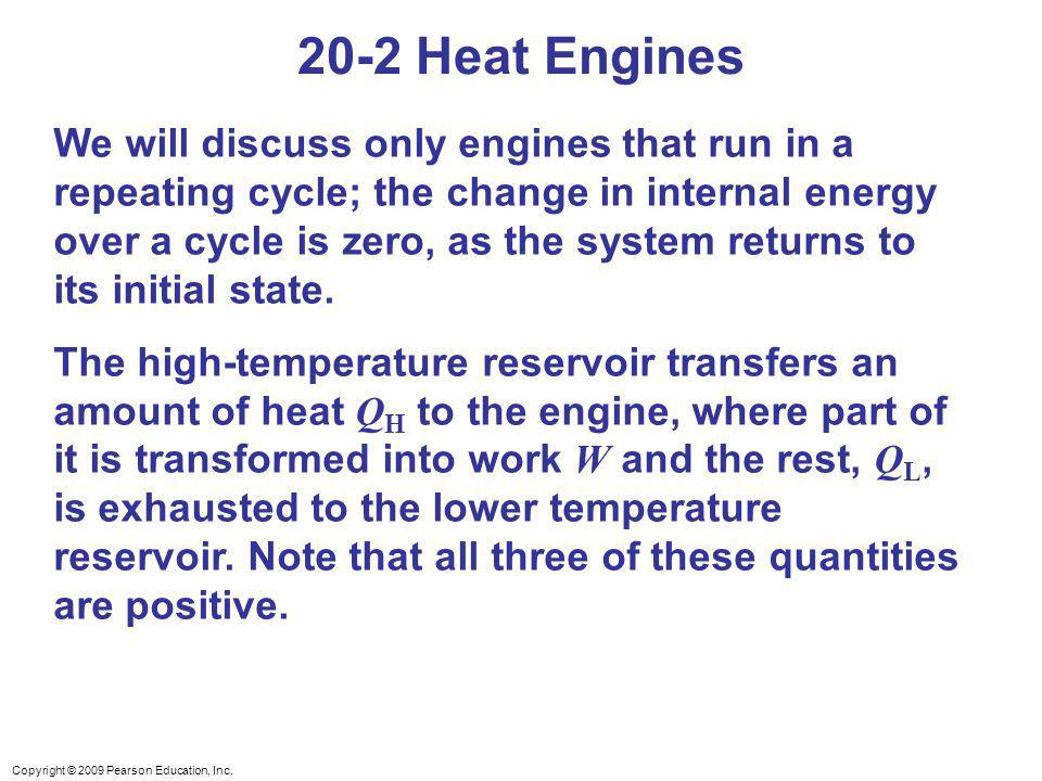 20-2 Heat Engines