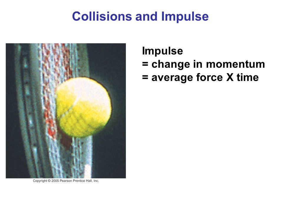 Collisions and Impulse