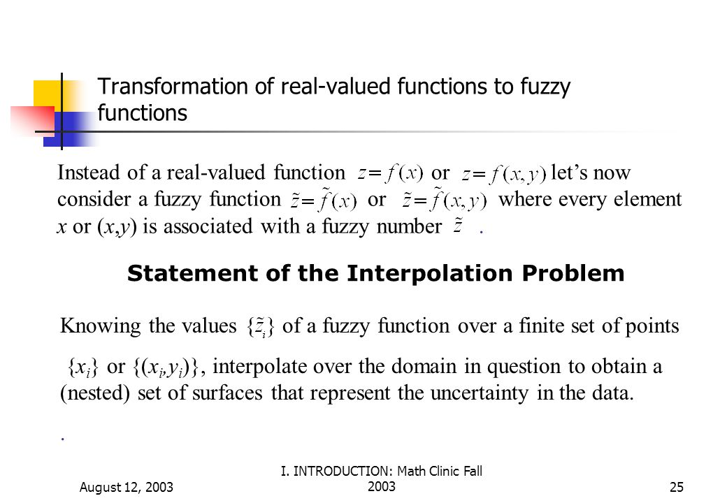 Transformation of real-valued functions to fuzzy functions