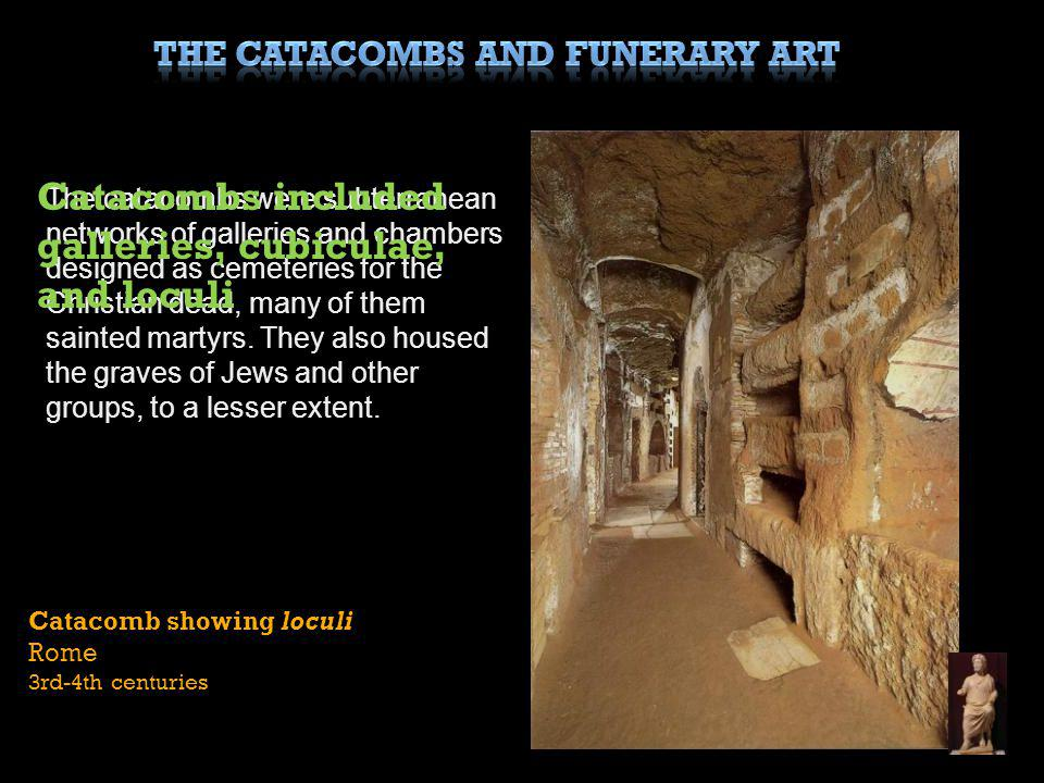The Catacombs and Funerary Art