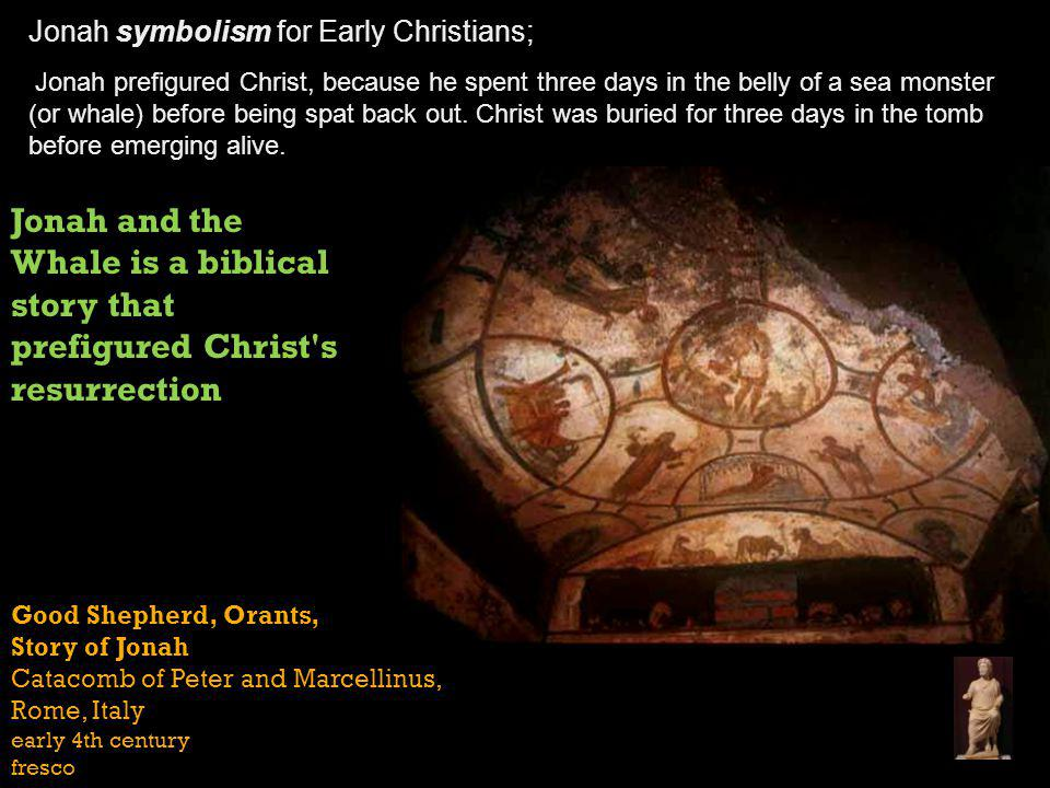 Jonah symbolism for Early Christians;