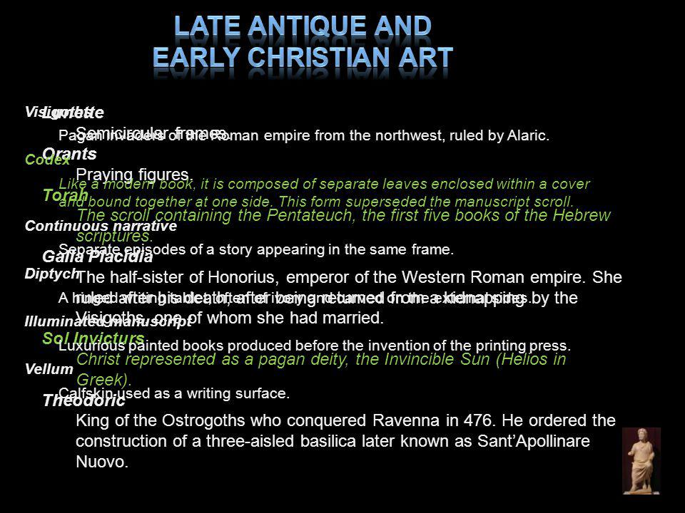 Late Antique and Early Christian Art