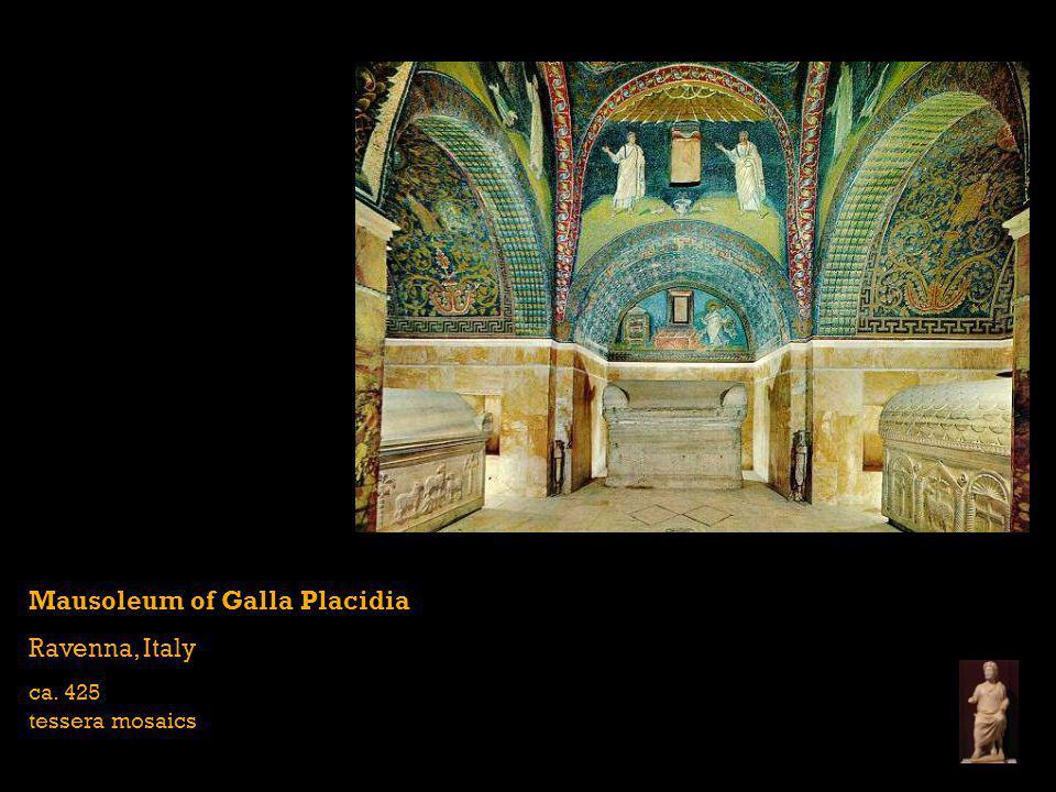 Mausoleum of Galla Placidia Ravenna, Italy
